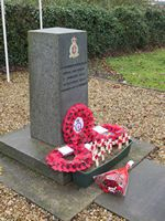 Remembrance, North Killingholme, 2015