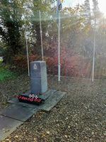 Remembrance, North Killingholme, 2020